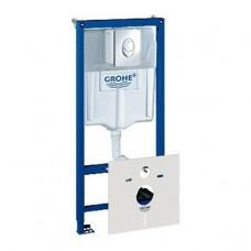 Grohe Rapid SL 38750001 инсталляция 4 в 1 в сборе, для подвесного унитаза