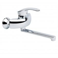 Настенный смеситель для кухни Q-tap MARS-009