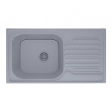 Мойка кухонная HB 7204 ZS Decor 08 (мойка 7843 нержавейка ULA)