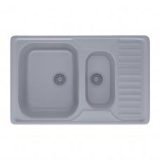 Мойка кухонная HB 7301 ZS Decor 08 (мойка 7850 нержавейка ULA)