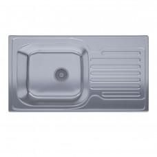Мойка кухонная HB 7204 ZS Polish 08 (мойка 7843 нержавейка ULA)
