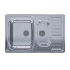Мойка кухонная HB 7301 ZS Polish 08 (мойка 7850 нержавейка ULA)
