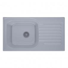 Мойка кухонная HB 7204 ZS Satin 08 (мойка 7843 нержавейка ULA)